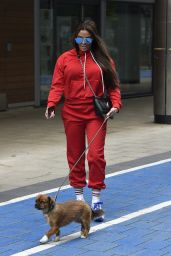 Katie Price - Out in Leeds 05/12/2021