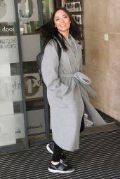 Katya Jones in Casual Outfit in London 05/27/2021