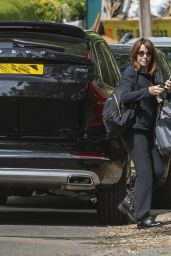 Kay Burley - Out in London 05/28/2021