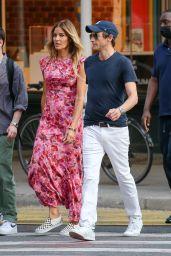 Kelly Bensimon Street Style - New York 05/22/2021