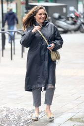 Kelly Brook - Out in London 05/13/2021