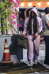Kelly Rowland -Out in Studio City 05/21/2021