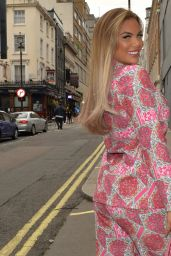 Kelsey Stratford - Out in London 05/27/2021