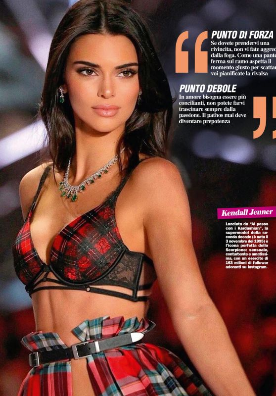 Kendall Jenner - Chi Allegati Magazine May 2021 Issue