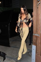 Kendall Jenner Night Out Style - Nice Guy in West Hollywood 05/21/2021