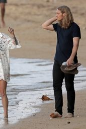 Kesha With Her Boyfriend Brad Ashenfelter on Vacation in Hawaii 05/13/2021