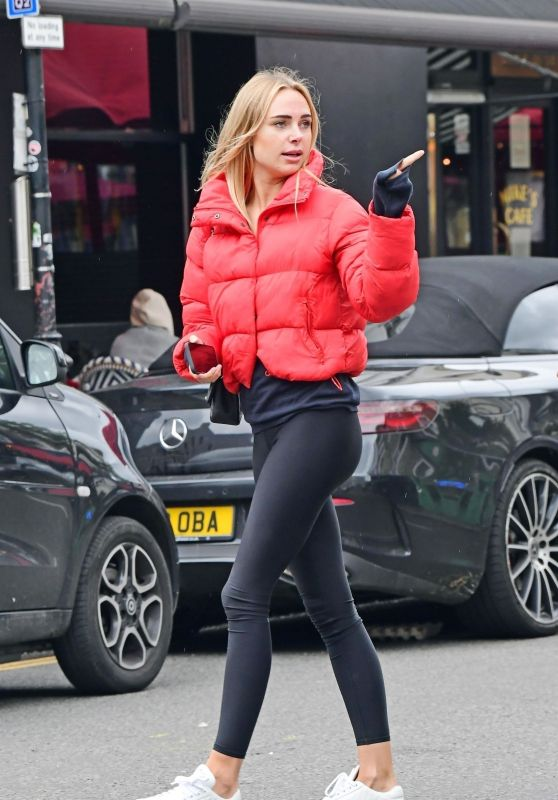 Kimberley Garner - Out in Notting Hill 05/23/2021