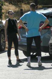 Kristen Bell - Out in Los Feliz 05/14/2021