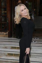 "Kristina Rihanoff – ""Here Come The Boys"" Press Night in London"