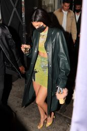 Kylie Jenner Night Out Style - Nice Guy in LA 05/07/2021
