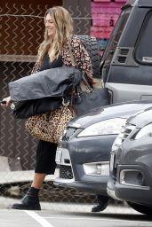 Kylie Minogue at Risk Sound Recording Studios in Port Melbourne 05/11/2021