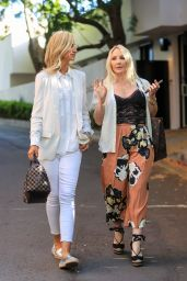 Lady Victoria Hervey - Out in Beverly Hills 05/04/2021