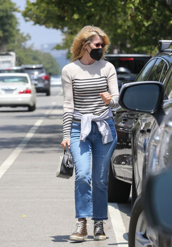 Laura Dern - Out in Brentwood 05/28/2021
