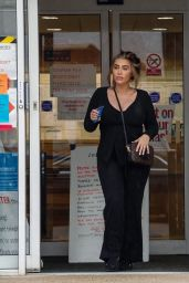 Lauren Goodger - Out in Loughton 05/19/2021
