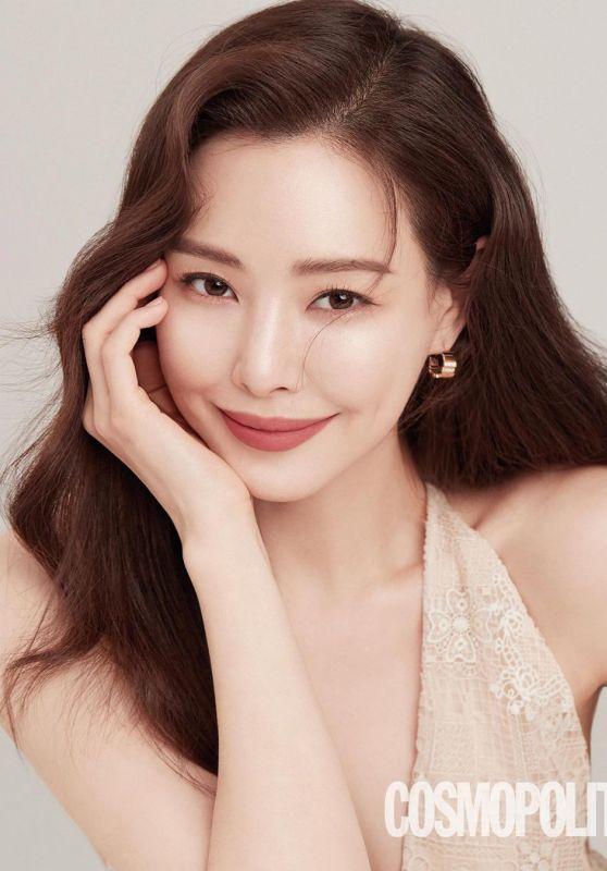 Lee Ha Nui - Cosmopolitan Magazine May 2021