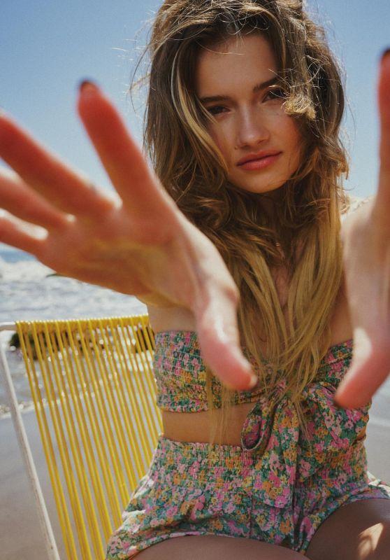 Lexi Jayde - Photoshoot for Garage May 2021