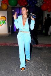Lexy Pantera at Chris Brown