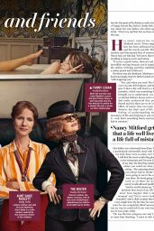 Lily James and Emily Mortimer - Radio Times 05/08/2021 Issue