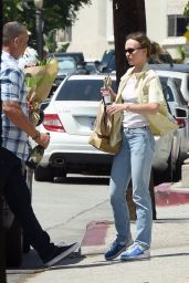 Lily-Rose Depp Street Style - Los Angeles 05/19/2021