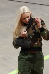 Lindsey Vonn at the Barclays Center in Brooklyn 05/25/2021