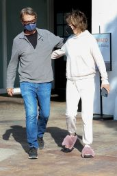 Lisa Rinna and Harry Hamlin - Out in LA 05/08/2021