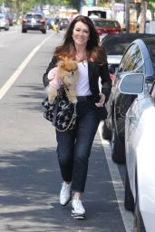 Lisa Vanderpump - Out in West Hollywood 05/19/2021