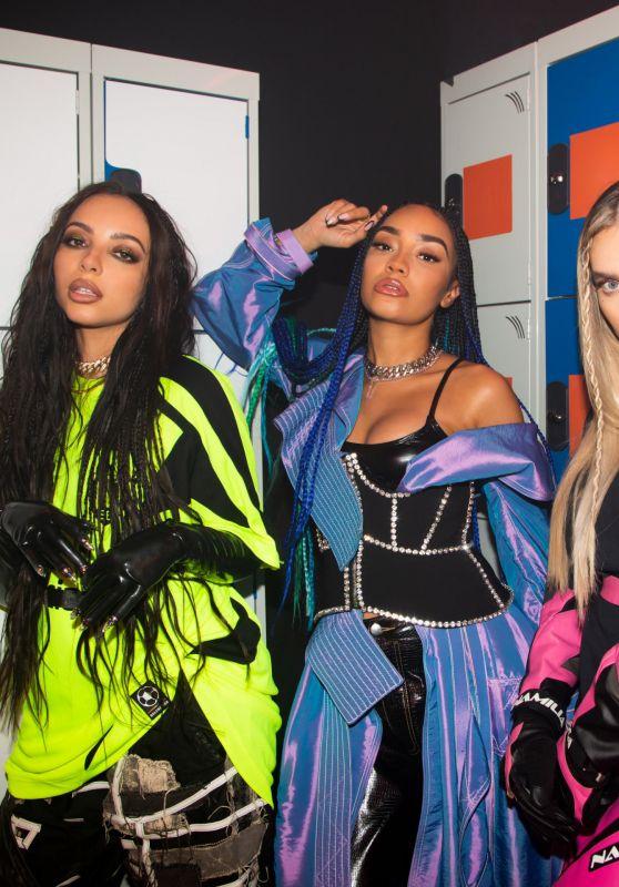 """Little Mix - """"Confetti"""" ft. Saweetie Music Video Stills 2021"""