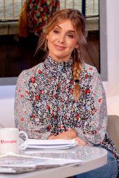 Louise Redknapp - Lorraine TV Show in London 05/07/2021