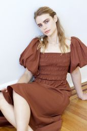 Lucy Fry - The Bare Magazine May 2021
