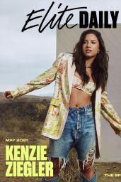Mackenzie Ziegler and Maddie Ziegler - Elite Daily Magazine May 2021