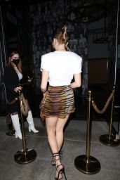 Maddie Ziegler Night Out Style - Catch in West Hollywood 05/18/2021