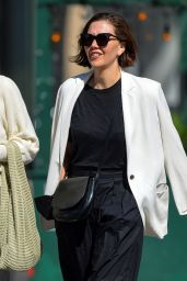Maggie Gyllenhaal - Out in New York 05/13/2021