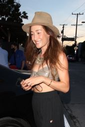 Maggie Q - Out in West Hollywood 04/30/2021
