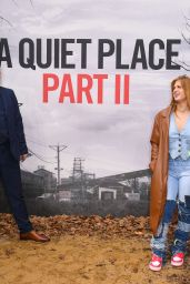 """Maisie Smith – """"A Quiet Place Part II"""" Screening in London"""