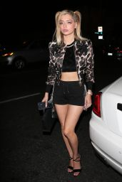 Mandana Bolourchi Night Out Style - Delilah Night Club in West Hollywood 05/21/2021