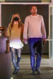 Margot Robbie and Tom Ackerley - Studio City 05/14/2021