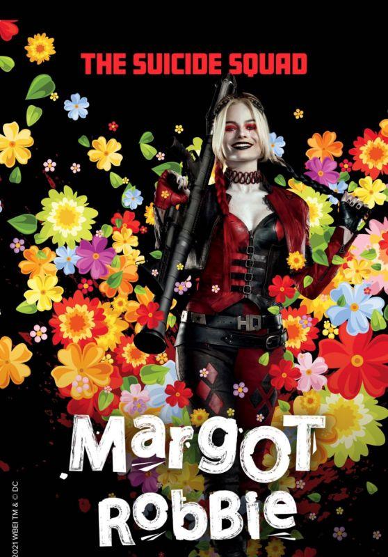 Margot Robbie - Den of Geek Magazine May 2021 (+1)