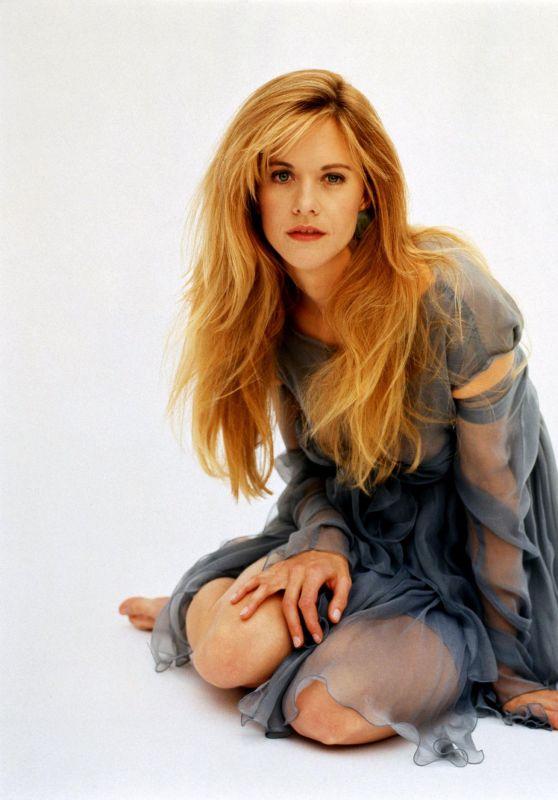Meg Ryan - Photoshoot 1991