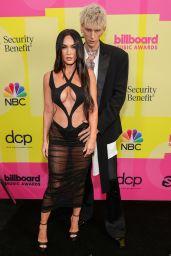 Megan Fox and Machine Gun Kelly – 2021 Billboard Music Awards