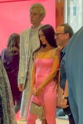 Megan Fox and Machine Gun Kelly - Arriving at IHeartRadio Music Awards in LA 05/27/2021