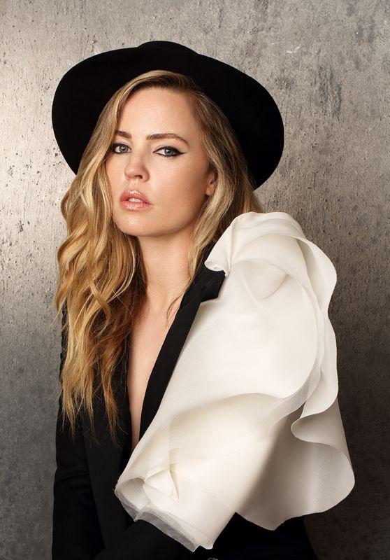 Melissa George - Irk Magazine 2018