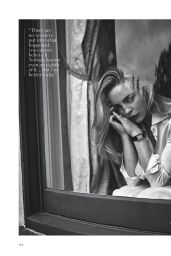 Melissa George - Vogue Magazine Australia January 2018