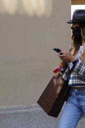 Melissa Satta - Shopping in Milan 05/27/2021