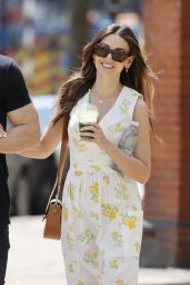 Michelle Keegan at Fred in Essex 05/27/2021