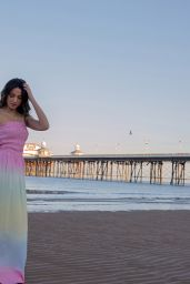 Michelle Keegan - Very Collection Photoshoot in Blackpool 05/16/2021