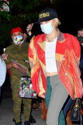 Miley Cyrus - Out in New York 05/07/2021