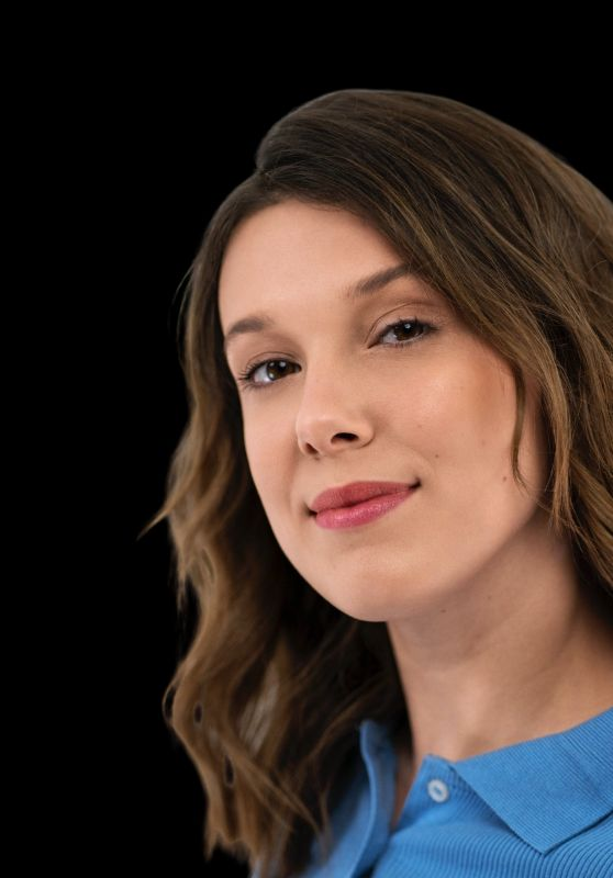 Millie Bobby Brown - Lookfantastic Photoshoot March 2021