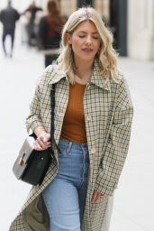 Mollie King - Out in London 05/21/2021