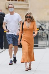 Mollie King - Out in London 05/28/2021