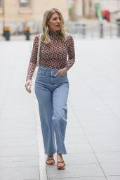 Mollie King Street Style - London 05/22/2021